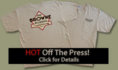 Rick Browne T-Shirts Now Available!
