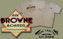 Browne Boards T-Shirts